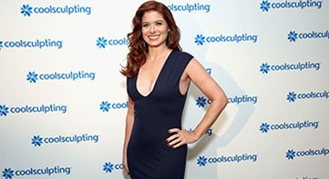 CoolSculpting® Ambassador Debra Messing
